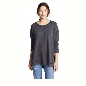 Z supply pullover top